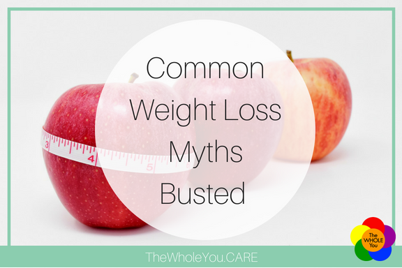 Common Weight Loss Myths Busted