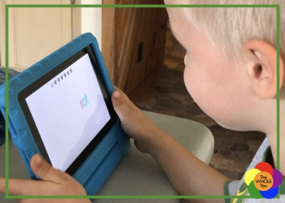 My son taught himself to read thanks, in part, to hooked on phonics