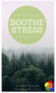 7 Simple Strategies to Soothe Stress