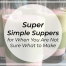 Super Simple Suppers: Reviewing the book Simple Superfood Smoothies
