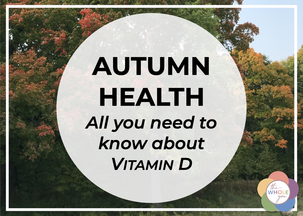 What autumn means for your health